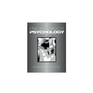 Ethical Conflicts in Psychology Textbook